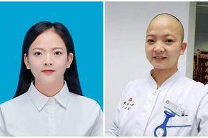 Chảy nước mắt trước những hình ảnh các nữ y tá giữa tâm dịch Vũ Hán