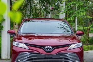 Bảng giá xe ô tô Toyota tháng 2/2020: Vios giảm giá, tương đương xe hạng C