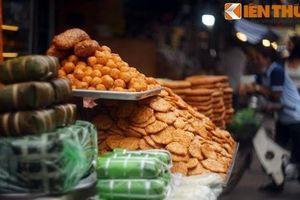 Kỳ lạ nơi 4 khu chợ nằm cạnh nhau độc nhất Hà Nội