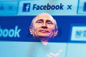 Moscow chuẩn bị trừng phạt Facebook, Twitter vì phạm luật