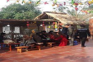 'Chợ Tết – Một thoáng Thành Nam' tái hiện nhiều nét đẹp văn hóa truyền thống