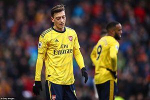 Arsenal chịu đựng kết quả kém nhất sau 107 năm