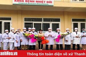 Bệnh nhân nhiễm nCoV đầu tiên ở Thanh Hóa xuất viện: Chia sẻ từ người trong cuộc