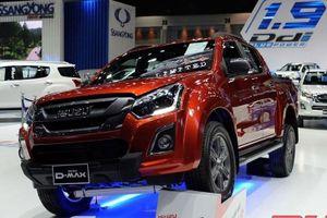 Giá xe ô tô Isuzu mới nhất tháng 02/2020: Chỉ từ 650 triệu đồng