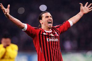 Zlatan Ibrahimovic và phong độ bền bỉ ở tuổi 38