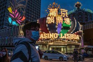 Dịch corona bùng phát: 'Kinh đô cờ bạc' Macau thành 'thành phố ma'