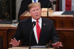 Video trực tiếp: Tổng thống Mỹ đọc Thông điệp liên bang 2020