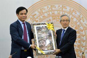 Doanh nghiệp Nhật Bản nghiên cứu, tiến hành hợp tác với Phú Thọ từ cây chè
