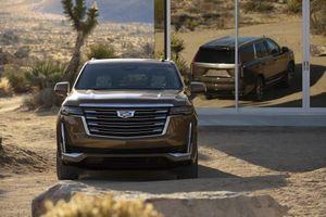 'Khủng long' Cadillac Escalade 2021 thay đổi như thế nào