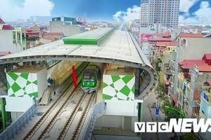Đến hạn trả nợ gốc khoản vay lại của dự án đường sắt Cát Linh - Hà Đông
