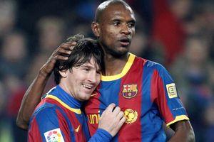 HLV Zidane nói gì về mâu thuẫn giữa Messi và Abidal