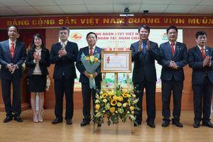 Công đoàn Cienco4 đón nhận Huân chương Lao động hạng Ba