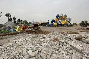 Vụ phá dỡ công viên nước Thanh Hà: Quận Hà Đông bác bỏ đề nghị bồi thường của Địa ốc Cienco5