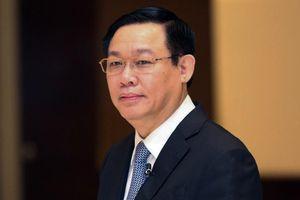 Tân Bí thư Hà Nội Vương Đình Huệ: Vinh dự lớn, trách nhiệm nặng nề
