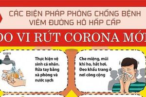 Hà Nội: Đẩy mạnh tuyên truyền các biện pháp phòng, chống dịch nCoV