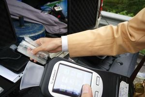 Cục CSGT: Tạm dừng sử dụng phễu thổi khi đo nồng độ cồn