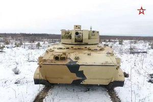 Nga thử nghiệm hệ thống pháo 57mm gây ấn tượng tại Ấn Độ