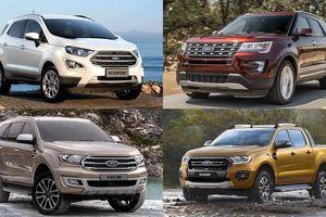 Mua xe Ford, chọn mẫu xe nào hợp với túi tiền?