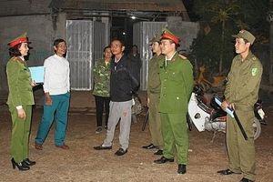 Hưng Yên: Những nữ chiến sỹ công an xung kích về cơ sở