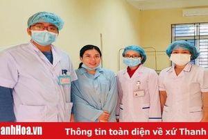 Hai bệnh nhân nghi nhiễm nCoV điều trị cách ly tại Bệnh viện Đa khoa huyện Thạch Thành đã xuất viện