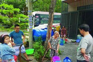 Người dân Đà Nẵng lo thiếu nước