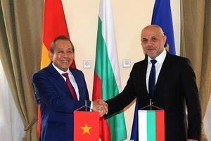 Lãnh đạo hai nước Việt Nam-Bulgaria trao đổi điện mừng nhân 70 năm thiết lập quan hệ ngoại giao