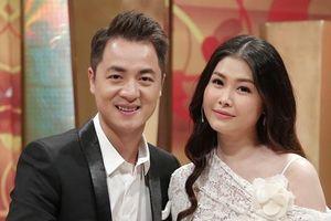 Vợ chồng Đăng Khôi hiếm hoi tiết lộ biến cố trong hôn nhân