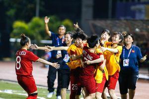 Trực tiếp Việt Nam 0-3 Hàn Quốc: Chênh lệch đẳng cấp