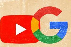 Google lần đầu tiên công bố doanh thu 'khủng' của Youtube sau 15 năm