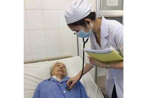 Cứu sống cụ bà 98 tuổi cùng lúc bị 2 bệnh lý
