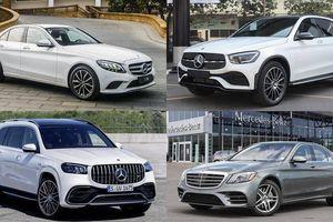 Mua Mercedes-Benz, chọn mẫu xe nào phù hợp với túi tiền?