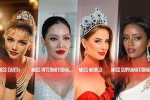 Dàn mỹ nhân đấu trường Big 5 'đổ bộ' Việt Nam tranh vương miện: Miss Charm 2020 đầy hấp dẫn!