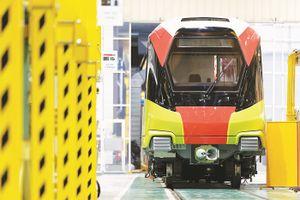 Đào tạo lái tàu đường sắt Nhổn - Ga Hà Nội theo hai giai đoạn