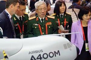 Việt Nam quan tâm máy bay vận tải hạng nặng A400M Atlas?