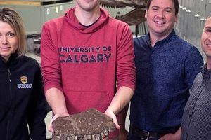 Phát hiện quái vật 80 triệu tuổi là 'chiến binh của Thần Chết'