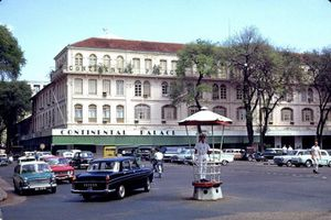 Ảnh lịch sử hiếm hoi về khách sạn đầu tiên của Sài Gòn