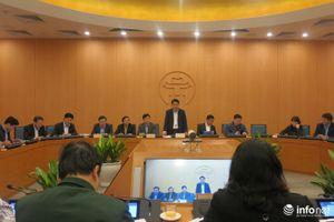 Hà Nội xem xét phát miễn phí 600 nghìn khẩu trang lậu phòng dịch Covid-19