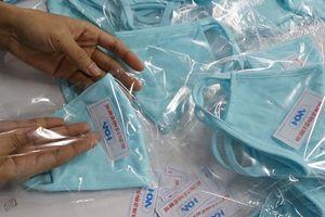 Thừa Thiên - Huế: Cấp 290.000 khẩu trang miễn phí cho giáo viên và học sinh trở lại trường