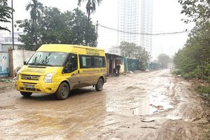 Bất an trên phố Nguyễn Cảnh Dị kéo dài
