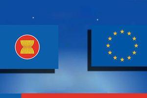 EU và ASEAN tái khẳng định thúc đẩy quan hệ hợp tác toàn diện