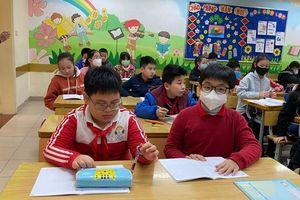 Bộ Y tế: Học sinh không cần đeo khẩu trang khi quay trở lại trường học