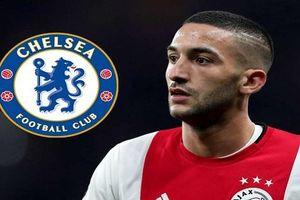 XÁC NHẬN: Hakim Ziyech sẽ cập bến Chelsea vào mùa hè 2020