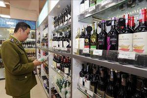 Bổ sung quy định về kinh doanh rượu