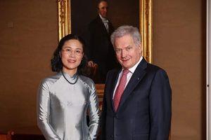 Hơn 100 doanh nghiệp Phần Lan đầu tư vào thị trường Việt Nam