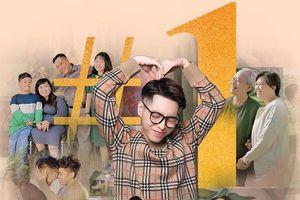 Đức Phúc có Top Trending nhanh nhất sự nghiệp với MV 'Hơn cả yêu'