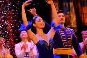'Thiên nga' Thu Huệ được Forbes bầu chọn là một trong những gương mặt dưới 30 tuổi nổi bật nhất Việt Nam