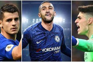 Top 10 hợp đồng đắt nhất lịch sử Chelsea: Hakim Ziyech đứng thứ mấy?