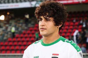 Iraq có thêm cầu thủ sang châu Âu chơi bóng