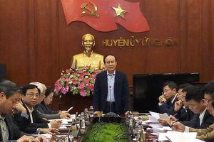 Phó Chủ tịch Thường trực HĐND TP Nguyễn Ngọc Tuấn: Không để xảy ra mất an ninh trật tự ảnh hưởng đến tổ chức Đại hội Đảng các cấp