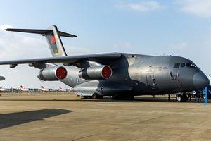 Mổ xẻ vận tải cơ Y-20 Trung Quốc làm cầu hàng không tiếp tế cho Vũ Hán